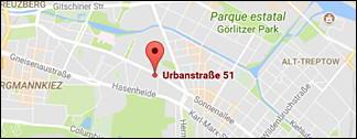 Ibidem Group. Übersetzungsagentur. Niederlassung in Deutschland, Urbanstraße 51A, 10967 Berlin