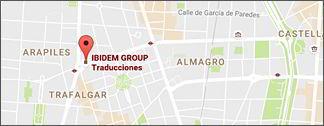 Ibidem Group. Übersetzungsagentur. Niederlassung in Paris, Frankreich