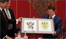 Ibidem übersetzt mehrere europäische Verträge für das Rathaus von Mollet del Valles ins Deutsche.